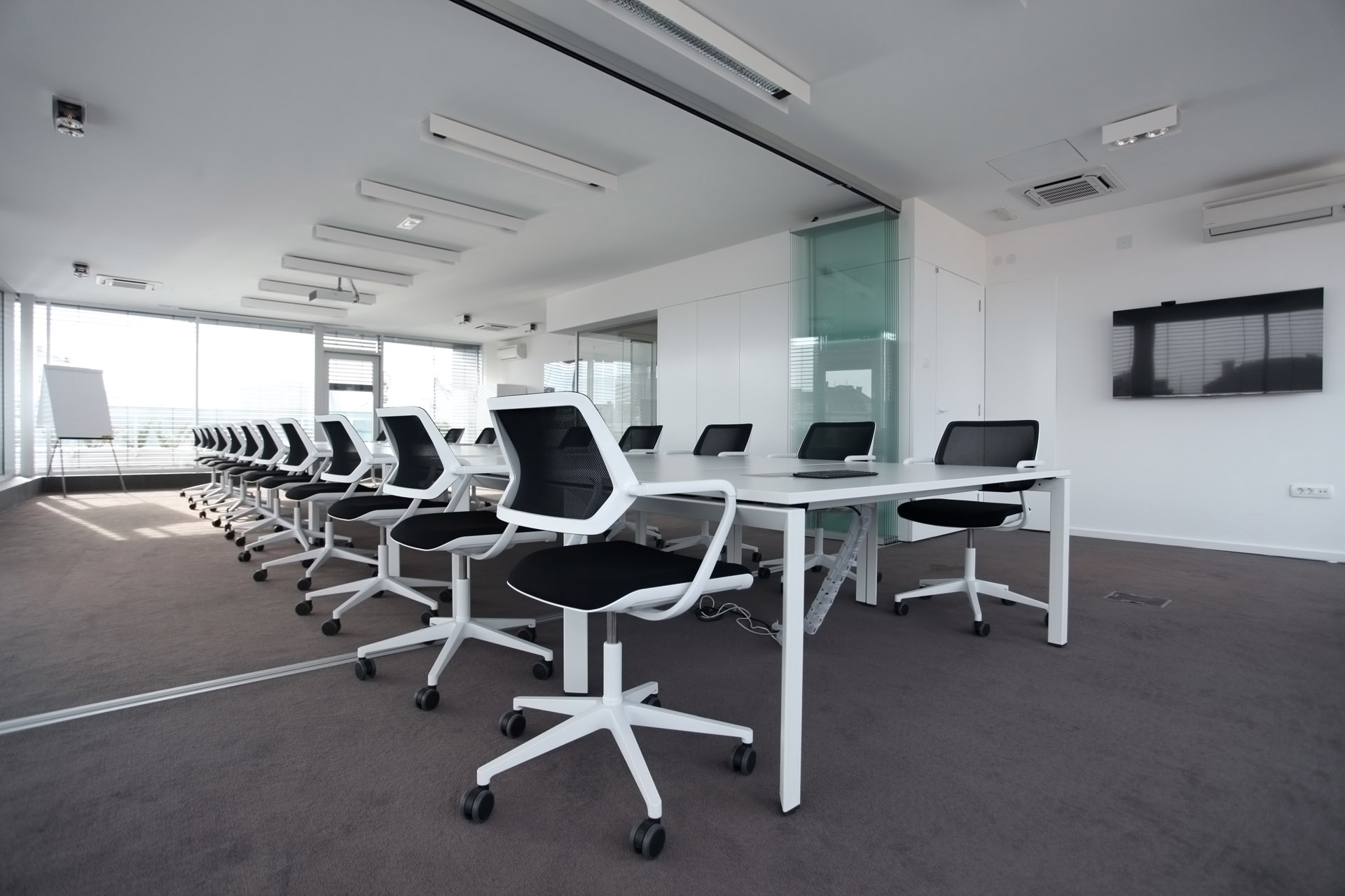 Pedjapetkovic Office Building Expansion - Expanding conference table